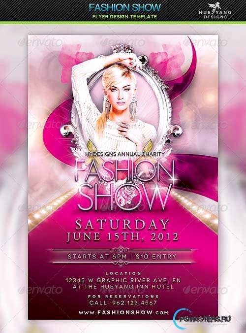 Fashion Show Flyers Template Free Inspirational Mas De 1 000 Imagens sobre Flyers No Pinterest