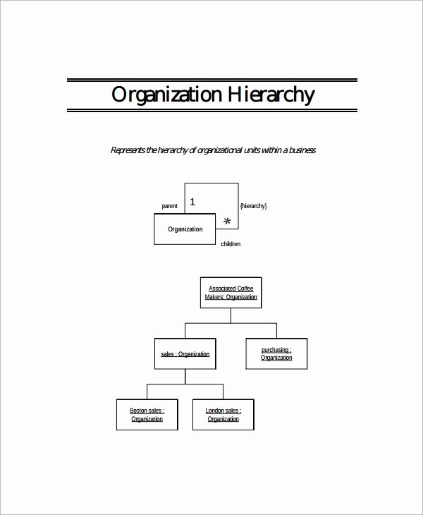 Fire Department organizational Chart Template Inspirational Sample Business organizational Chart 12 Documents In Pdf