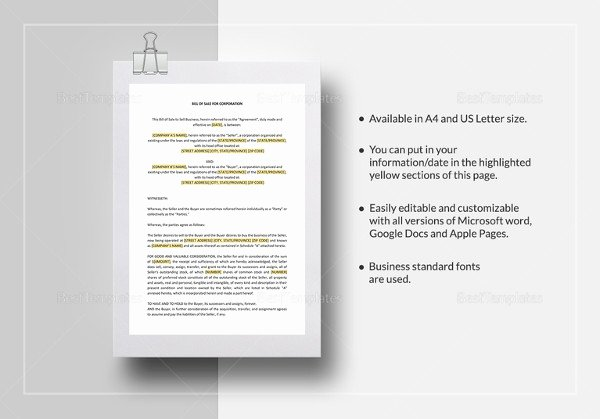 Firearm Bill Of Sale Florida Awesome Gun Bill Of Sale Template – 10 Free Word Excel Pdf format Download