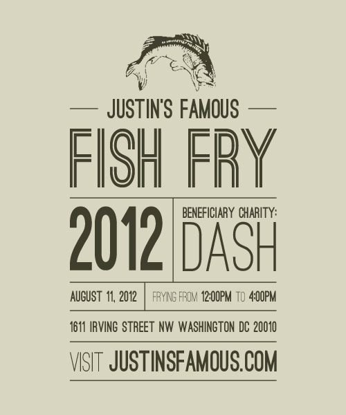 Fish Fry Flyer Template Awesome 21 Best Fish Fry Party Images On Pinterest