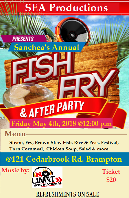 Fish Fry Flyer Template Luxury Fish Fry Friday