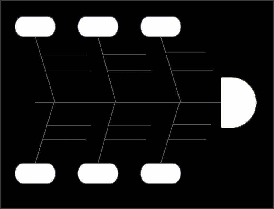 Fishbone Diagram Template Doc Inspirational 5 Fishbone Diagram format Sampletemplatess Sampletemplatess