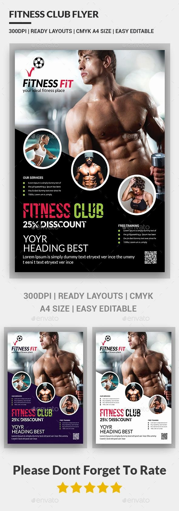 Fitness Flyer Template Free Luxury 57 Best Images About Fitness On Pinterest