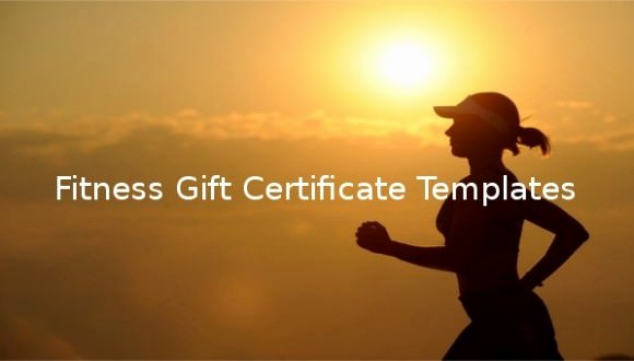 Fitness Gift Certificate Template New Fitness Gift Certificate Templates 7 Free Word Pdf Documents Download