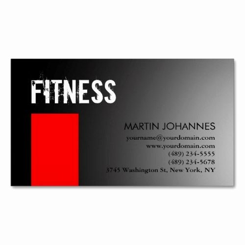 Fitness Trainer Business Cards Beautiful 25 Best Ideas About Personal Trainer Business Cards On Pinterest
