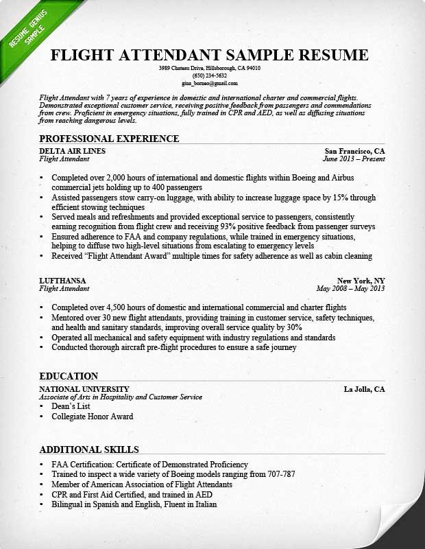 Flight attendant Cover Letter Elegant Flight attendant Cover Letter