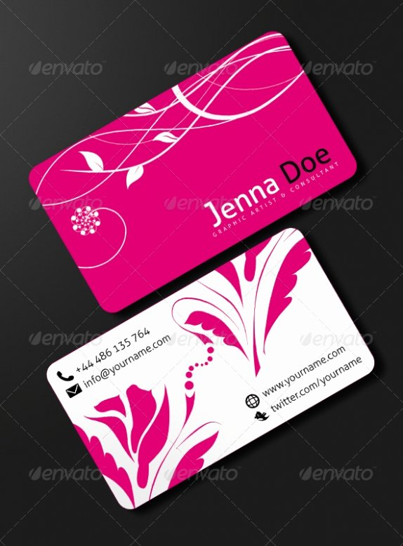 Florist Business Cards Design Best Of Cardview – Business Card & Visit Card Design