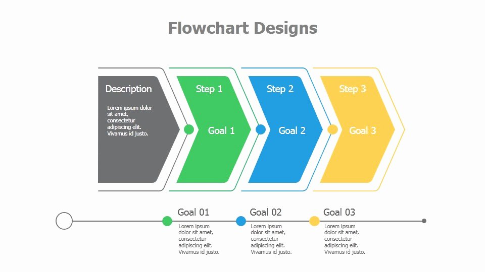 Flow Chart with Pictures Best Of Flowchart Designs Powerslides
