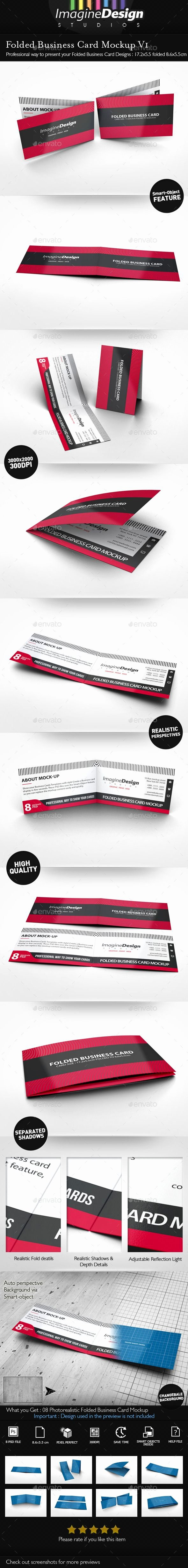 Foldable Business Card Template Lovely 25 Best Ideas About Folded Business Cards On Pinterest