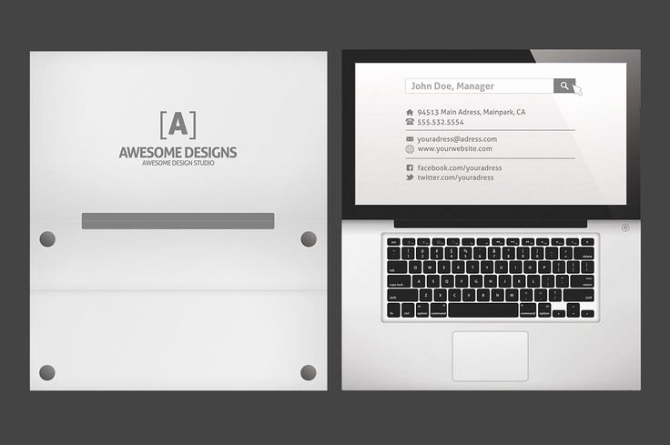 Folded Business Cards Template Lovely 1000 Ideas About Folded Business Cards On Pinterest
