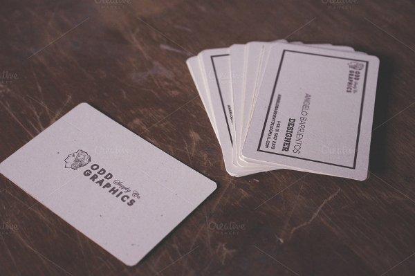Folded Business Cards Templates Lovely 22 Folded Business Cards Psd Ai Vector Eps