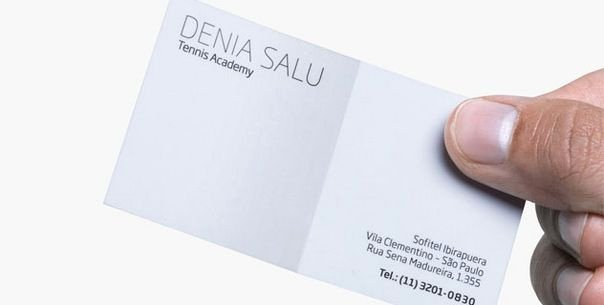 Folded Business Cards Templates Luxury 1000 Ideas About Folded Business Cards On Pinterest