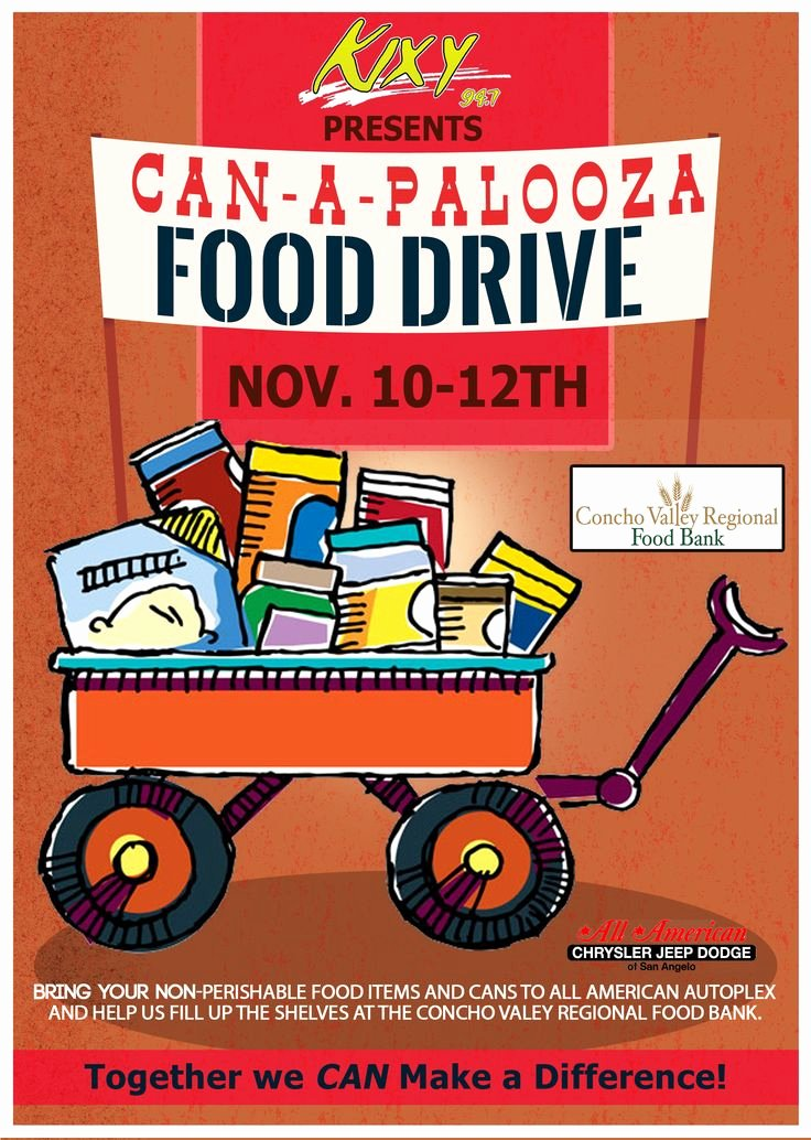 Food Drive Flyer Ideas Best Of 9 Best Canned Food Drive Images On Pinterest