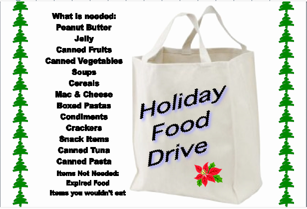 Food Drive Flyer Ideas Inspirational Customize This Flyer for Your Group S Holiday Food Drive Munity Service