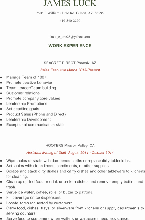 Food Service Manager Resume Lovely Download Food Service Resume Templates for Free formtemplate