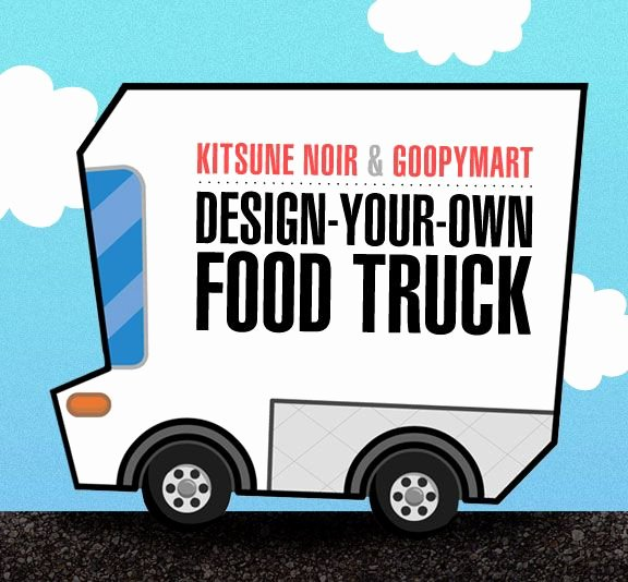 Food Truck Menu Template Awesome Design Your Own Food Truck Contest Cool Idea for An Entrepreneurship Project the