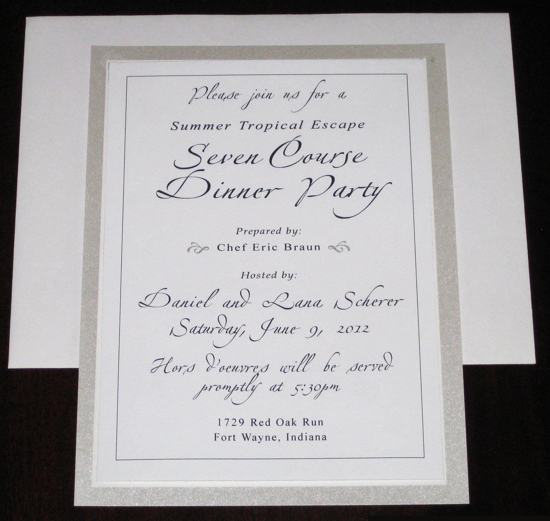 Formal Dinner Invitation Wording Lovely formal Dinner Invitation Wording Samples