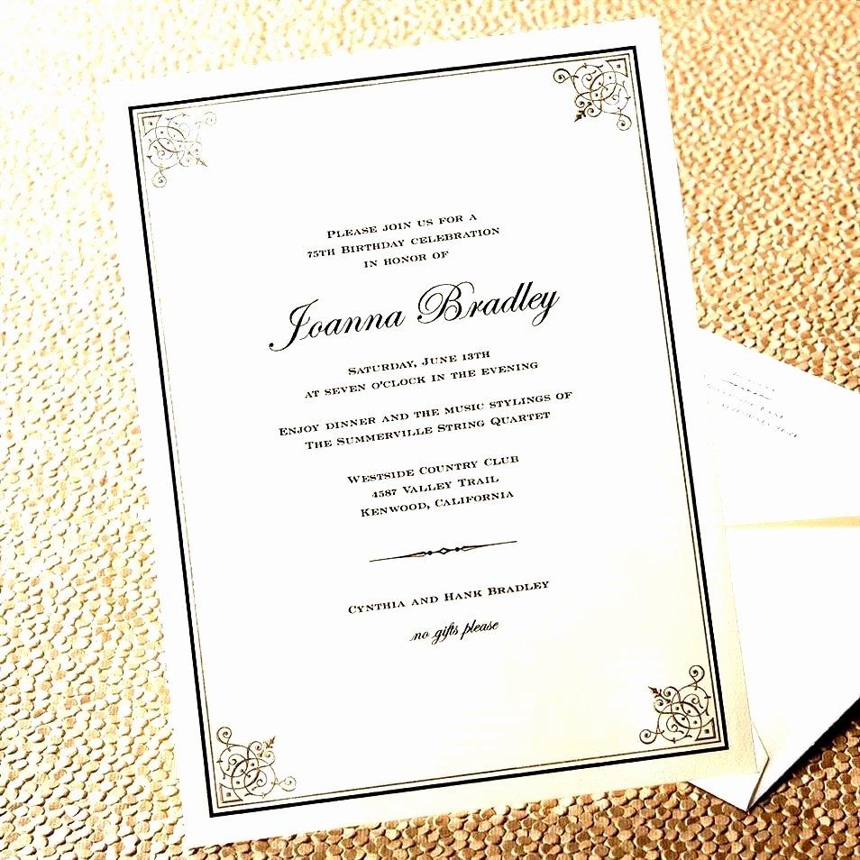 Formal Dinner Invitation Wording Luxury Dinner Invitation Sample Wording