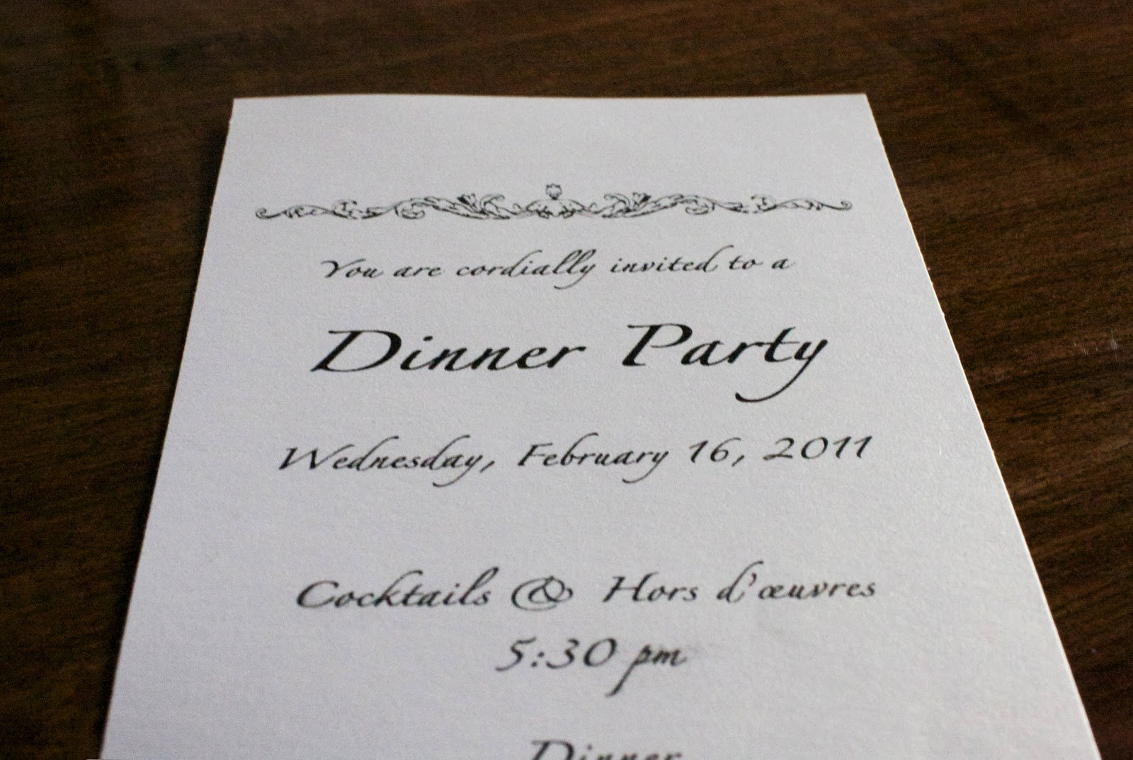 Formal Dinner Invitation Wording New Dinner Party Invitation Text