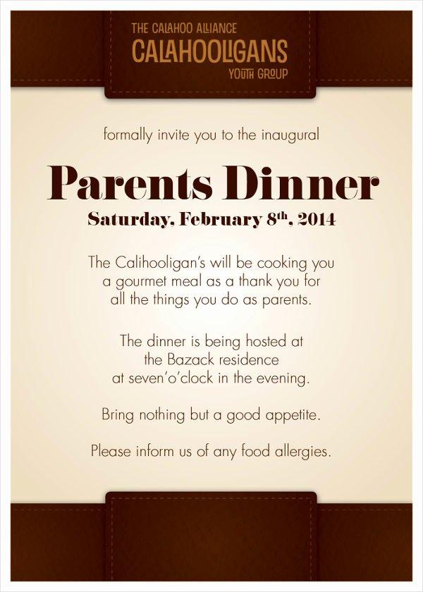 Formal Dinner Invitations Templates Elegant 67 Dinner Invitation Designs Psd Ai