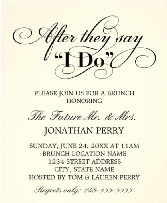 Formal Dinner Invitations Templates Elegant formal Invitation Sample Cobypic