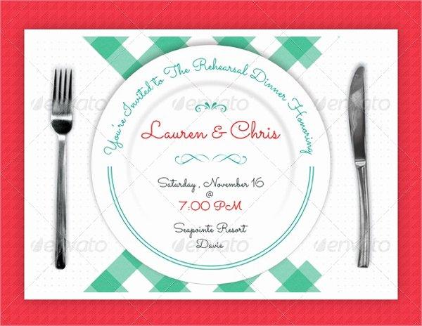 Formal Dinner Invitations Templates Lovely 34 Invitation Templates Word Psd Ai Eps