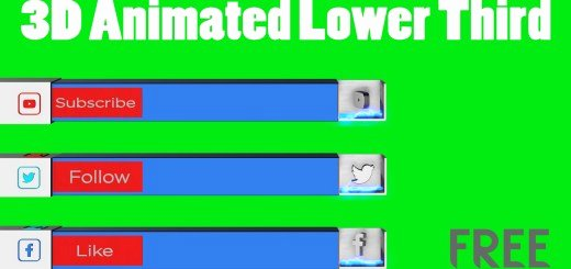 Free Animated Lower Thirds Best Of Lower Third Templates Free Download