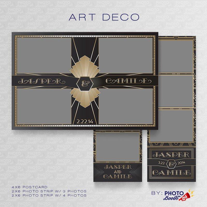 Free Art Deco Templates Inspirational Art Deco 1 – Shop Psd Files
