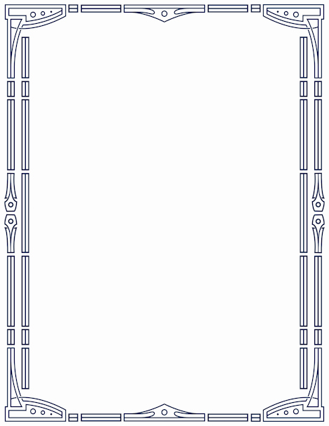 Free Art Deco Templates Luxury Pin by Muse Printables On Page Borders and Border Clip Art