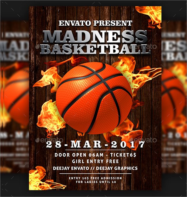 Free Basketball Flyer Template Best Of 31 Basketball Flyer Templates Free & Premium Download