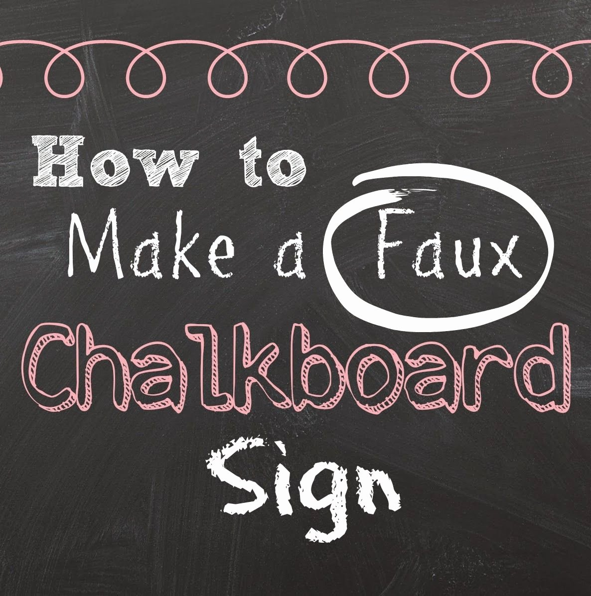 Free Birthday Chalkboard Template Awesome Free Faux Chalkboard Signs Tutorial Plus A Free Printable