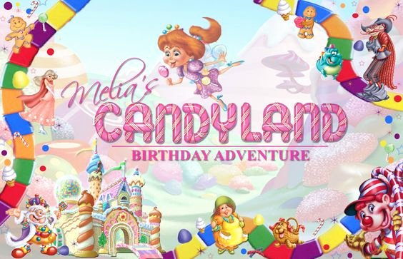 Free Candyland Invitation Template Lovely Pinterest • the World's Catalog Of Ideas