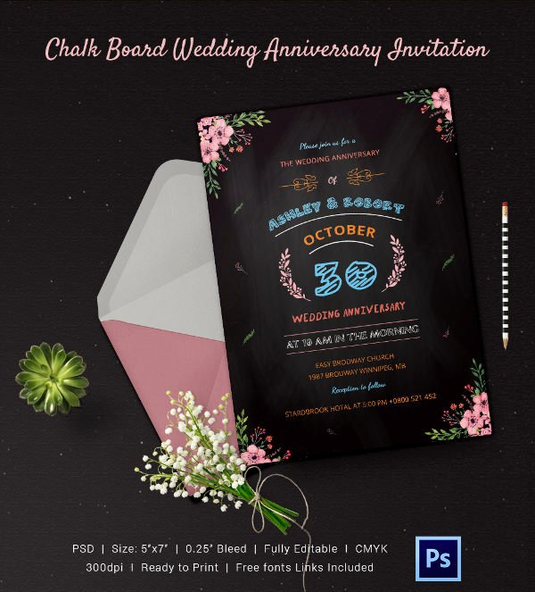 Free Chalkboard Invitation Templates Lovely Chalkboard Invitation Template 45 Free Jpg Psd Indesign format Download