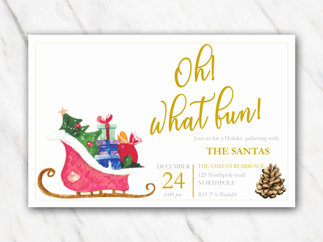 Free Christmas Invitation Templates Word Awesome Free Printable Christmas Invitation Templates In Word