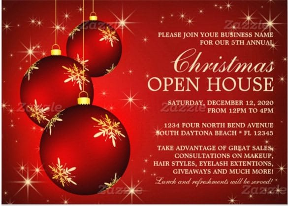 Free Christmas Invitation Templates Word Inspirational Free Downloads Christmas Invitations