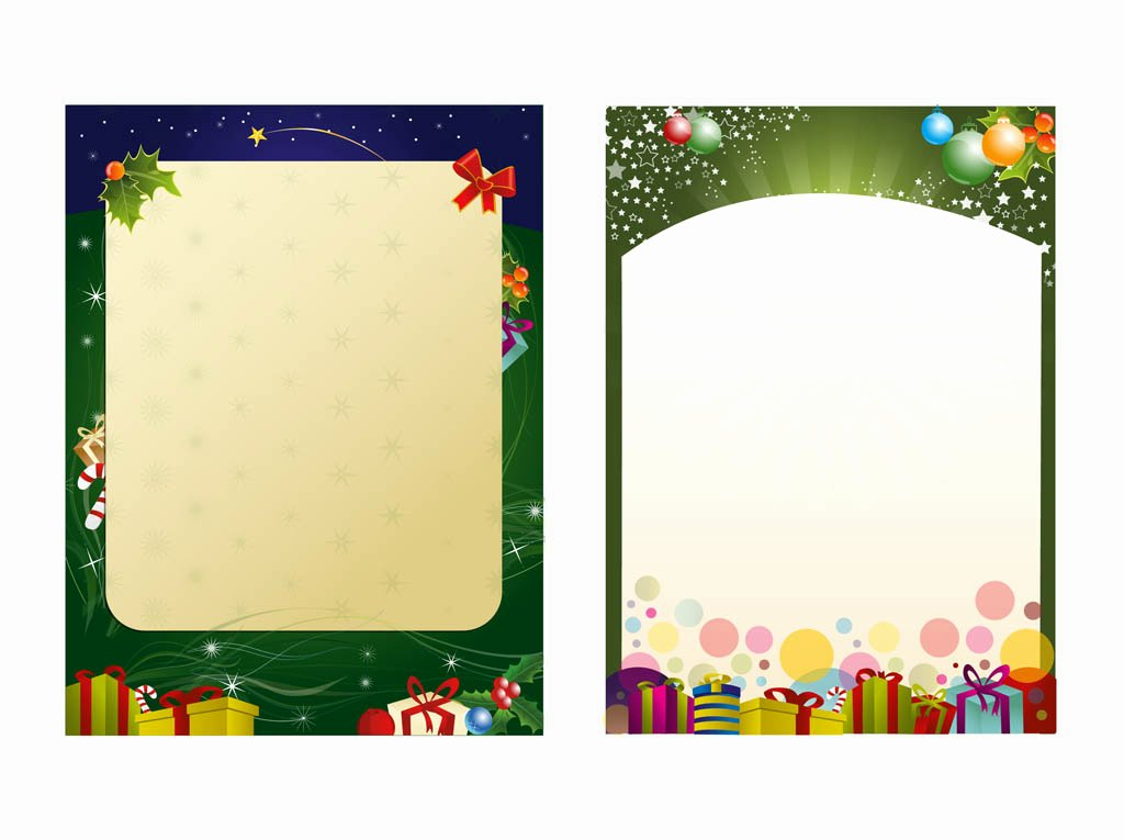 Free Christmas Poster Template Inspirational Christmas Poster Templates Vector Art & Graphics