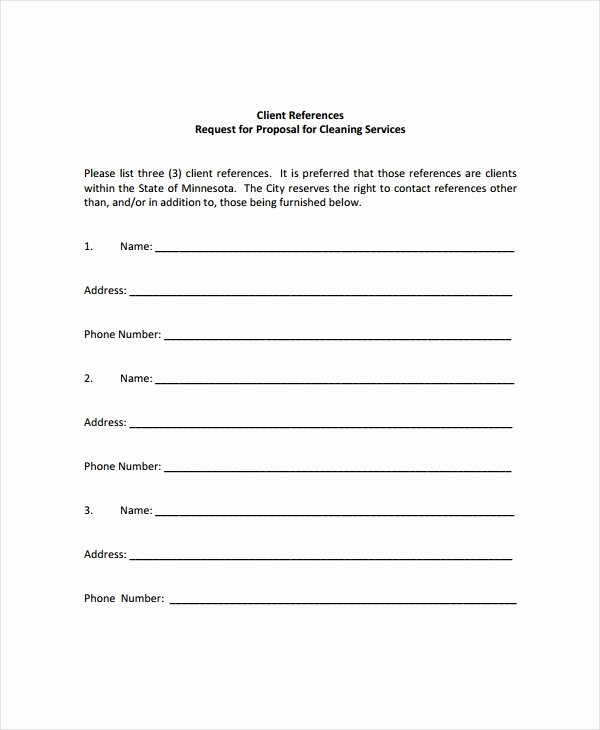 Free Cleaning Proposal Template New 15 Cleaning Proposal Templates Word Pdf Apple Pages Google Docs