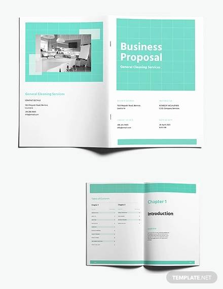 Free Cleaning Proposal Template New 16 Cleaning Proposal Templates Pdf Word