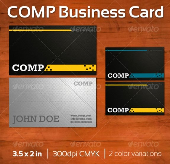 Free Comp Card Template Photoshop Lovely P Card Template