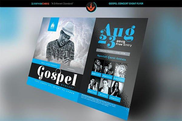 Free Concert Flyer Template Elegant 65 Concert Flyer Templates Free Psd Vector Png Eps Ai Downloads