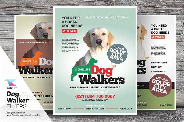 Free Dog Walking Flyer Template Unique 15 Dog Walking Flyer Templates Psd Vector Eps Ai format Download