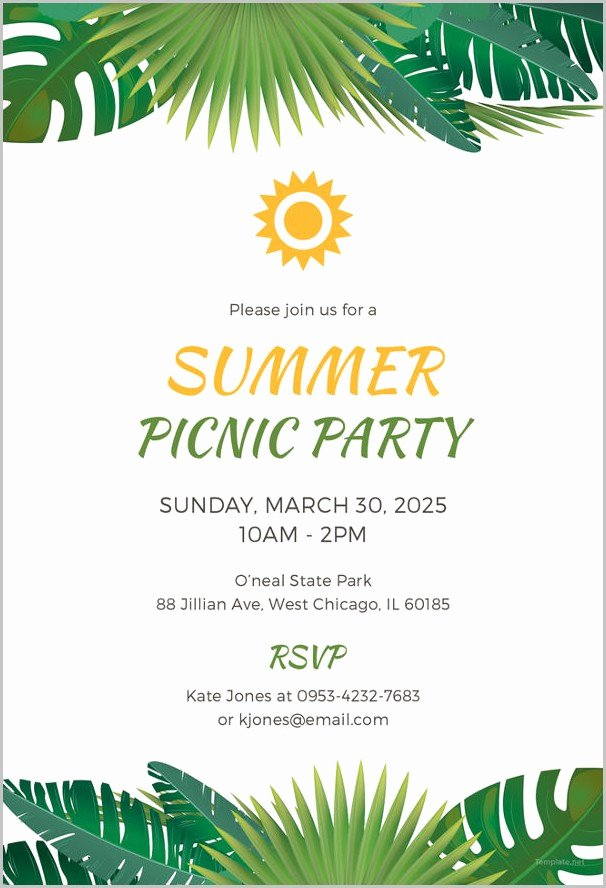 Free Downloadable Picnic Invitation Template Unique Pany Picnic Invitation Template Free Template Resume Examples 9rbwkmzbo7