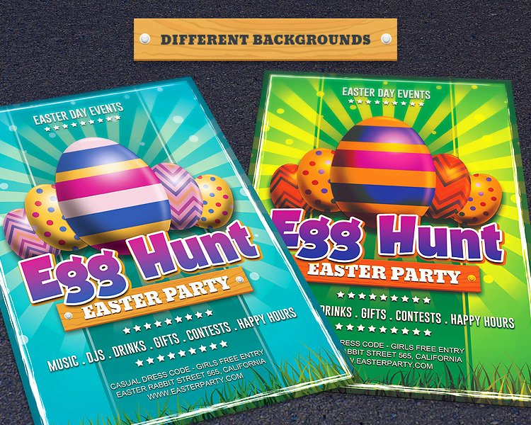 Free Easter Flyer Templates Beautiful Best Flyer Templates for Easter Day events Hollymolly