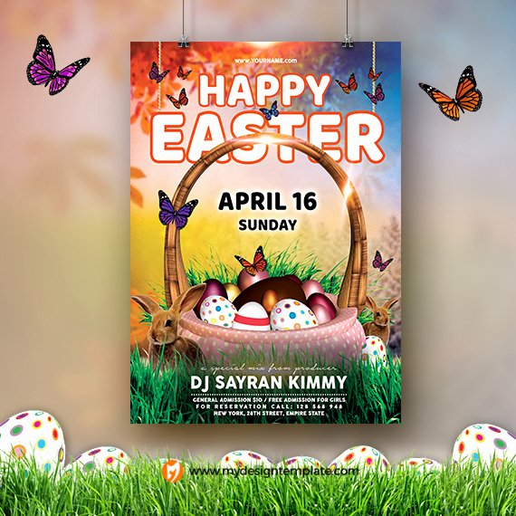 Free Easter Flyer Templates Fresh Download the Best Free Easter Flyer Psd Templates for Shop