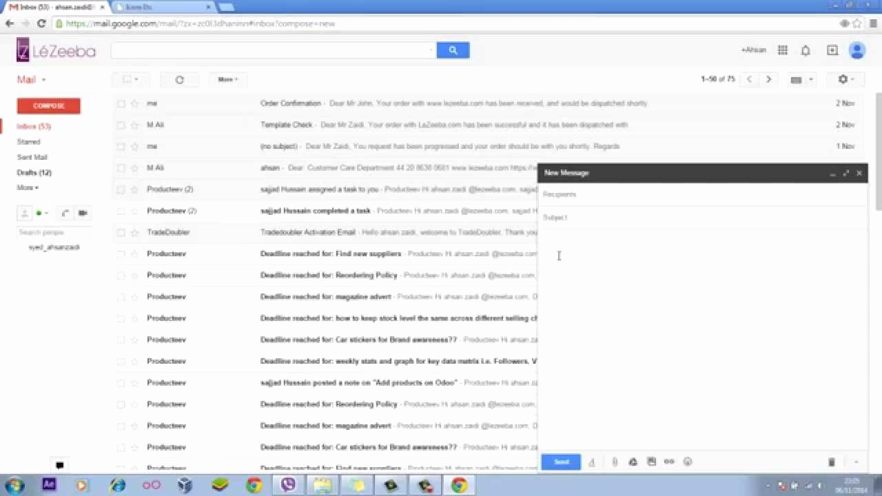 Free Email Templates for Gmail New Create An Email Template In Gmail No No Coding