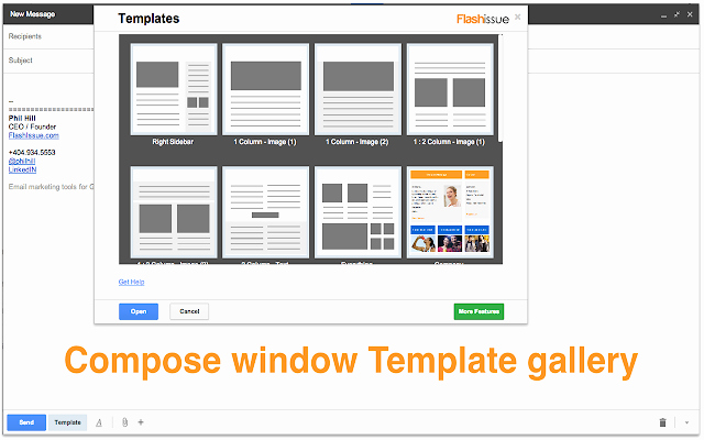 Free Email Templates for Gmail Unique Email Templates for Gmail Chrome Web Store
