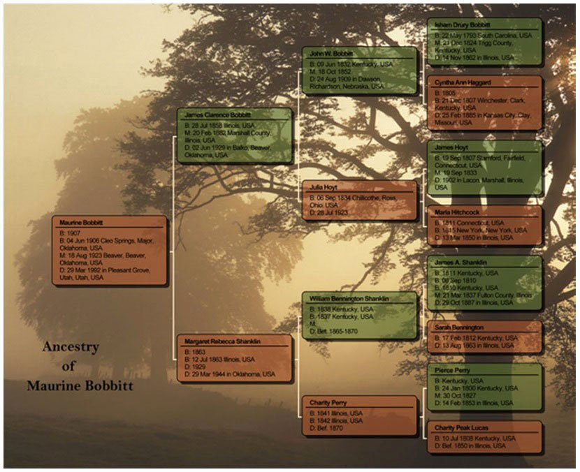 Free Family History Book Template Awesome Amazon Family Tree Maker for Mac 2 [old Version]