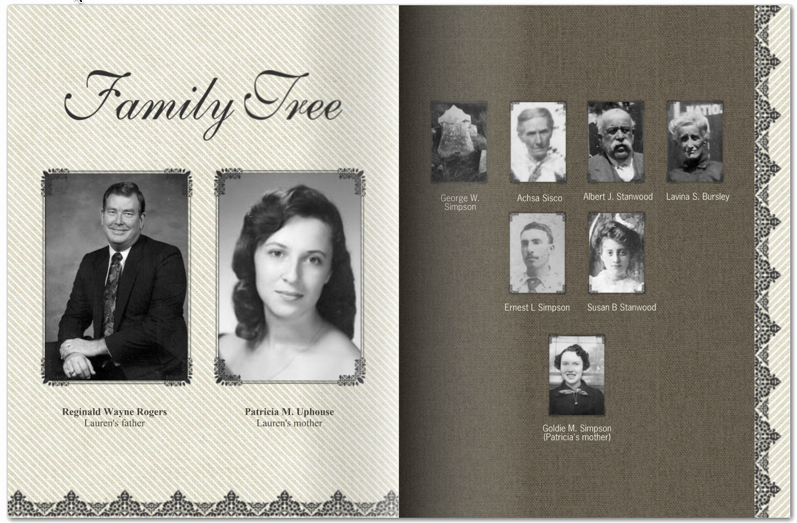 Free Family History Book Template Awesome Books – Share Your Family History and Still Be