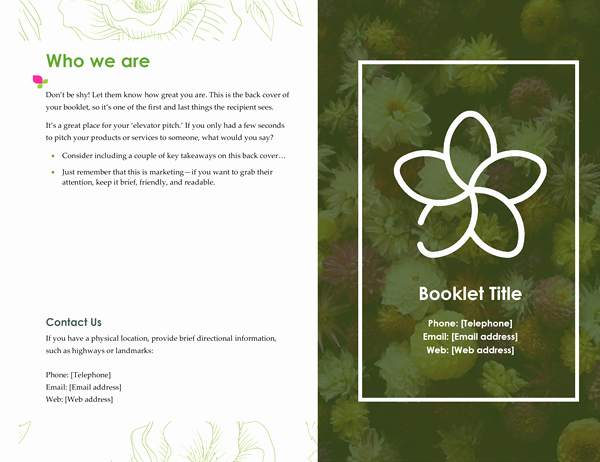 Free Family History Book Template Elegant Family History Book
