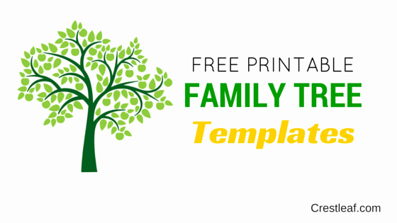 Free Family History Book Template Fresh Crestleaf Genealogy & Ancestry Records — 5 Free Family
